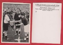 West Germany v Hungary F.Walter Puskas (21)